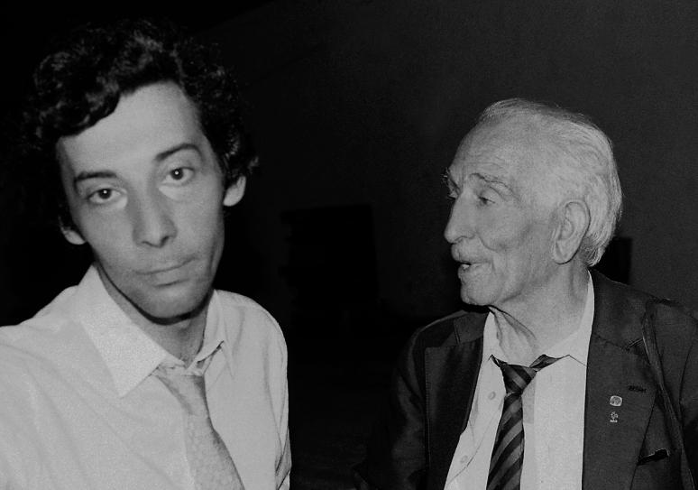 Fernando Madaíl e Fernando Marques