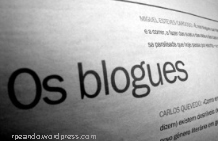 Sítios úteis da blogosfera